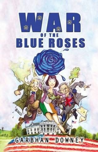 book cover of War of the Blue Roses