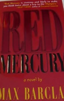 book cover of Red Mercury