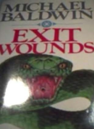 book cover of Exit Wounds
