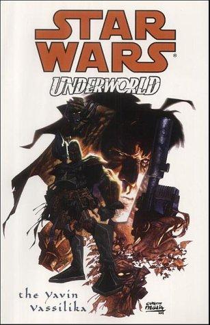 book cover of Underworld - the Yavin Vassilika