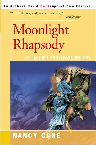 book cover of Moonlight Rhapsody