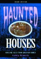book cover of Haunted Houses