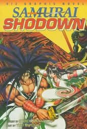 book cover of Samurai Showdown