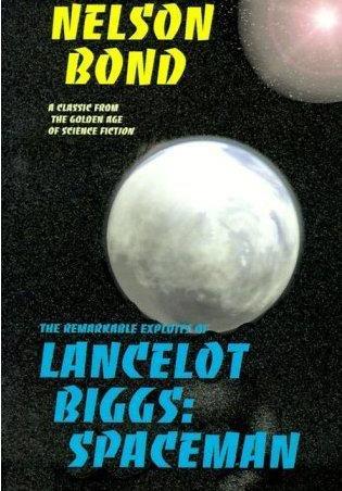 book cover of Lancelot Biggs: Spaceman