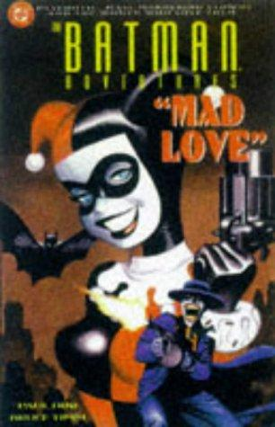 book cover of The Batman Adventures: Mad Love