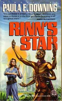book cover of Rinn\'s Star