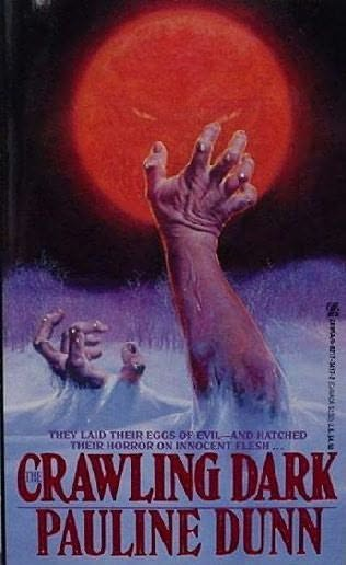 book cover of The Crawling Dark