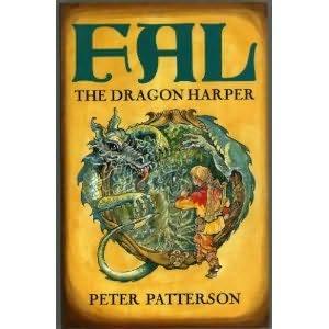 book cover of Fal the Dragon Harper