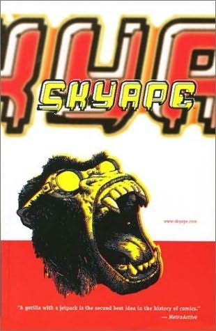book cover of Sky Ape