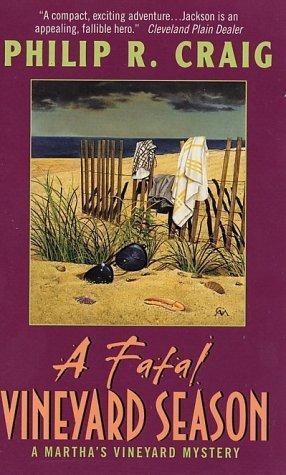 book cover of A Fatal Vineyard Season