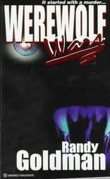 book cover of Werewolf Wars