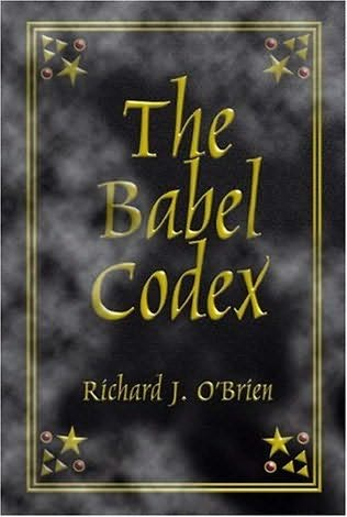book cover of The Babel Codex