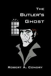 book cover of The Butler\'s Ghost