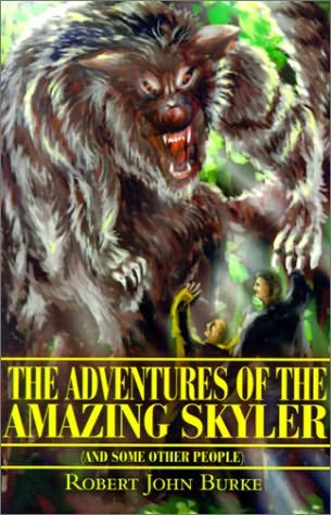 book cover of The Adventures of the Amazing Skyler