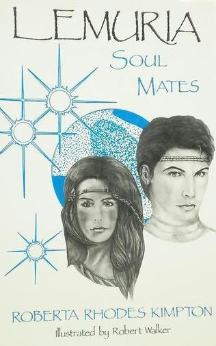 book cover of Lemuria : Soul Mates