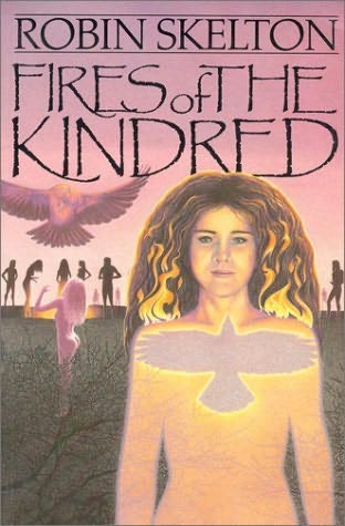 book cover of Fires of the Kindred
