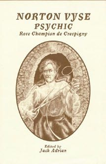 book cover of Norton Vyse: Psychic