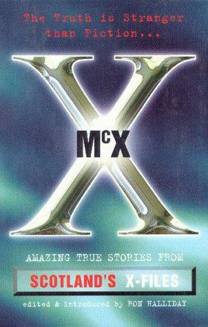 book cover of McX - Scotland\'s X-files