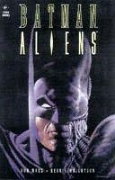 book cover of Batman Vs Aliens