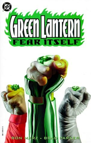 book cover of Green Lantern : Fear Itself