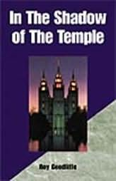 book cover of In The Shadow of the Temple