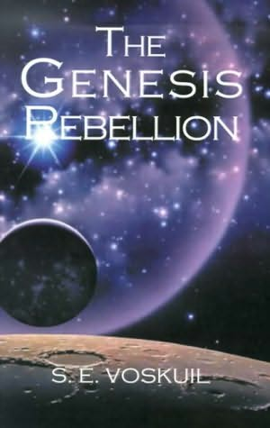 book cover of The Genesis Rebellion