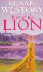 book cover of Kiss of the Lion