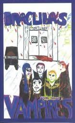 book cover of Dracula\'s Vampires