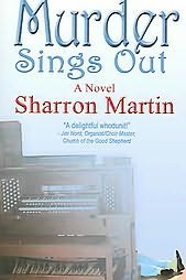 book cover of Murder Sings Out