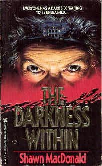 book cover of The Darkness Within