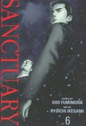 book cover of Sanctuary (Sanctuary , Vol 6)
