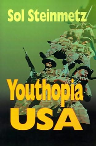 book cover of Youthopia USA