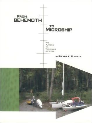 book cover of From Behemoth to Microship