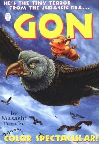 book cover of Gon