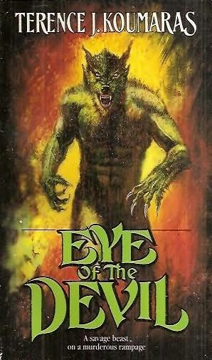 book cover of Eye of the Devil