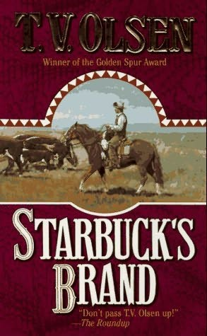 book cover of Starbuck\'s Brand