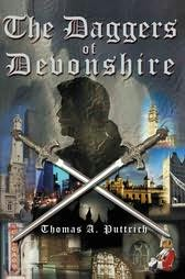 book cover of The Daggers of Devonshire