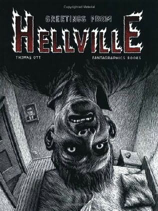 book cover of Greetings from Hellville