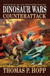 book cover of Dinosaur Wars : Counterattack