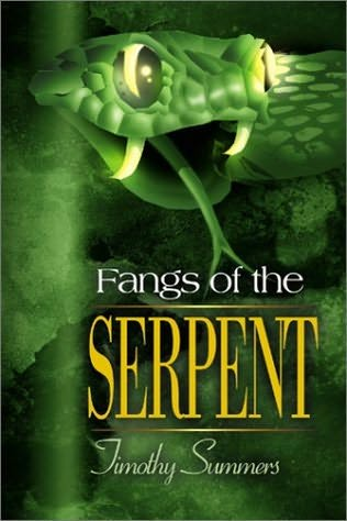 book cover of Fangs of the Serpent