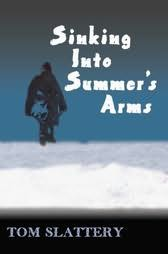 book cover of Sinking Into Summer\'s Arms