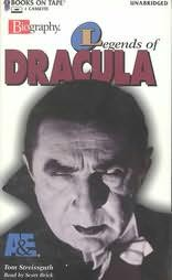 book cover of Legends of Dracula