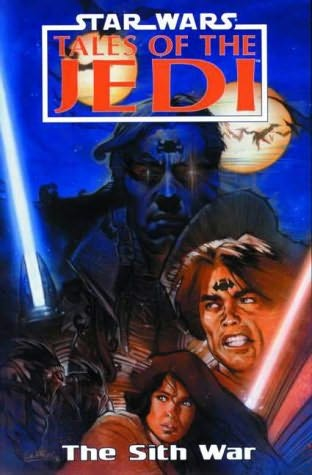 book cover of The Sith War