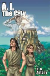 book cover of A.I. the City