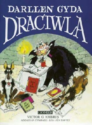 book cover of Darllen Gyda Draciwla