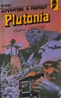 book cover of Plutonia