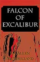 book cover of Falcon of Excalibur