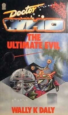 book cover of The Ultimate Evil