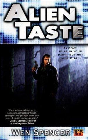book cover of Alien Taste