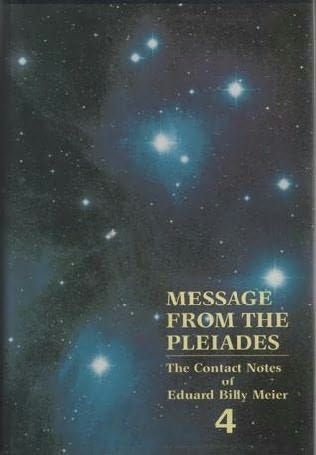 book cover of Message from the Pleiades